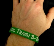 VT B-Boy Wristbands